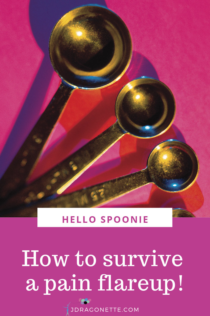 How to survive a pain flareup