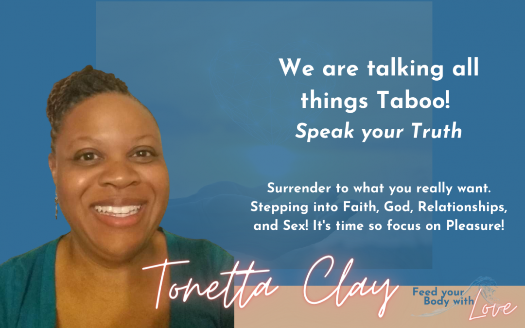 Taboo with Tonetta. Sex, Faith, and Pleasure