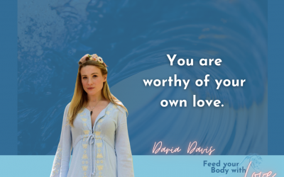 How to love yourself despite having learning disabilities with Daria Davis
